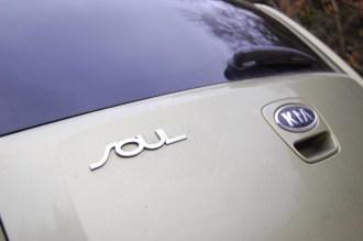 2011 Kia Soul Tailgate