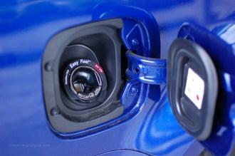 2013 Ford Flex Easy Fuel Capless Fuel Filler