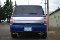 2013 Ford Flex Limited Rear