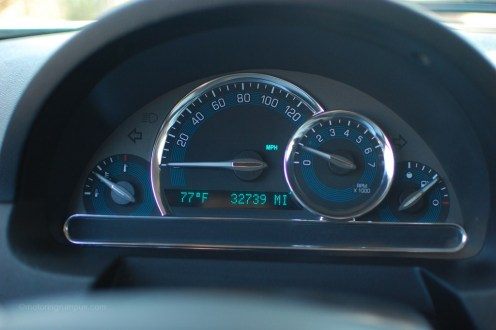 2011 Chevy HHR LT Speedometer