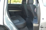 2011 Chevy HHR Rear Seats
