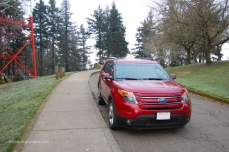 2013 Ford Explorer Ruby Red