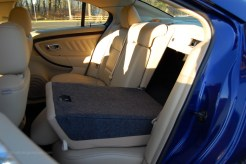 2013 Ford Taurus Folding Back Seat