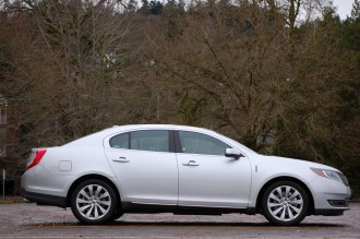 2013 Lincoln MKS Silver Diamond