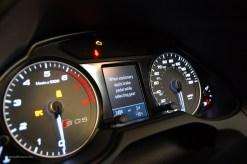 2014 Audi SQ5 Instrument Cluster