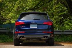 2014 Audi SQ5 Rear