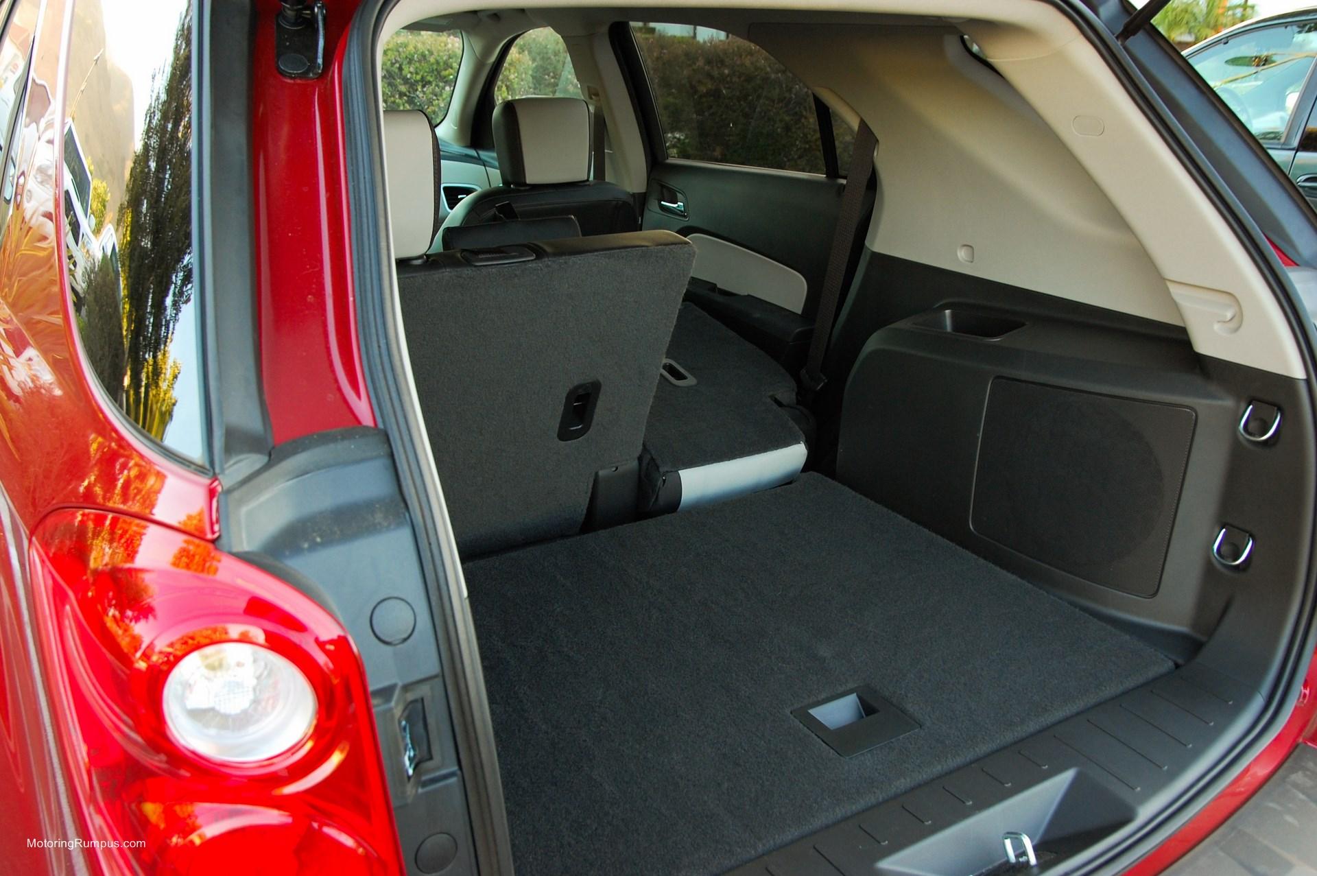 2014 Chevy Equinox Review Motoring Rumpus