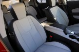 2014 Chevy Equinox Front Seats