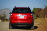2014 Chevy Equinox Rear
