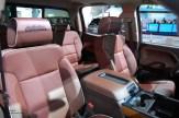 2014 NAIAS Chevy Silverado High Country Seats