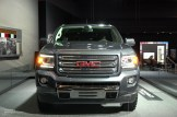 2014 NAIAS GMC Canyon Extended Cab Front