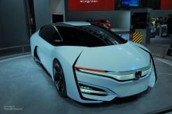 2014 NAIAS Honda FCEV Concept Car
