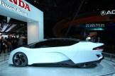 2014 NAIAS Honda FCEV Concept Side