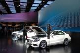 2014 NAIAS Mercedes-Benz C250 BlueTEC