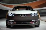 2014 NAIAS Nissan IDx Freeflow Concept Front
