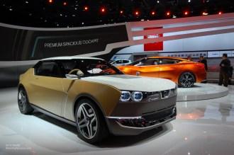 2014 NAIAS Nissan IDx Freeflow Concept