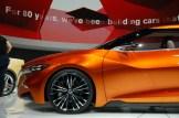 2014 NAIAS Nissan Sport Sedan Concept Wheel
