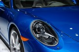 2014 NAIAS Porsche 911 Targa Headlight