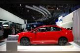 2014 NAIAS Subaru WRX Side