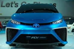 2014 NAIAS Toyota FCV Concept Front