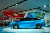 2014 NAIAS Toyota FCV Concept Side
