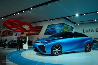 2014 NAIAS Toyota FCV Concept