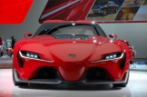 2014 NAIAS Toyota FT-1 Concept Front