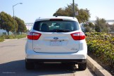 2013 Ford C-Max Rear