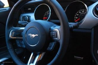 2015 Ford Mustang Steering Wheel