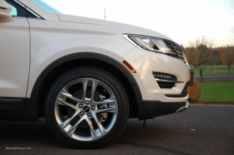 2015 Lincoln MKC 19-inch Wheels