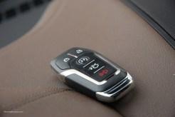 2015 Lincoln MKC Key