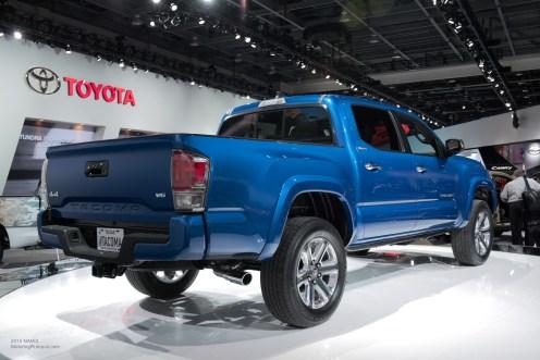 2015 NAIAS - 2016 Toyota Tacoma Limited