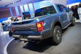 2015 NAIAS - 2017 Ford F-150 Raptor Rear