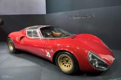 2015 NAIAS Alfa Romeo 33 Stradale
