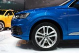 2015 NAIAS Audi Q7 21-inch Wheels