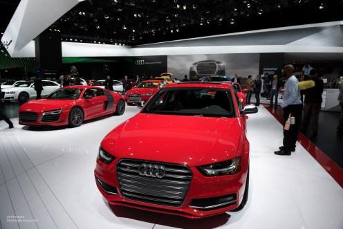 2015 NAIAS Audi S4