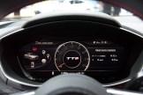 2015 NAIAS Audi TTS Instrument Cluster