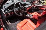 2015 NAIAS BMW X5M Interior