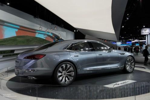 2015 NAIAS Buick Avenir Concept