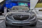 2015 NAIAS Buick Avenir Front