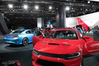 2015 NAIAS Dodge Charger SRT Hellcat