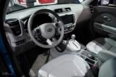 2015 NAIAS Kia Soul EV Interior