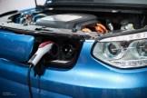 2015 NAIAS Kia Soul EV Plug
