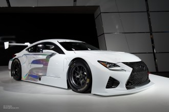 2015 NAIAS Lexus RC F GT3 Racing Concept