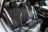 2015 NAIAS Mercedes-AMG C63 S Rear Seats