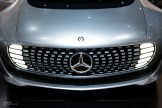 2015 NAIAS Mercedes-Benz F 015 Front