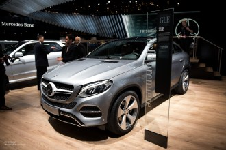 2015 NAIAS Mercedes-Benz GLE350d
