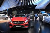 2015 NAIAS Mercedes-Benz GLE450 AMG