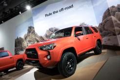 2015 NAIAS Toyota 4Runner TRD Pro