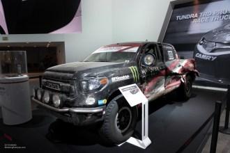 2015 NAIAS Toyota Tundra TRD Pro Desert Race Truck